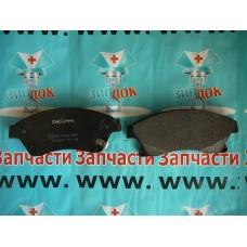 Колодки тормозные передние Cruze (LP2171) аналог 13412272. 13301207. 1605169