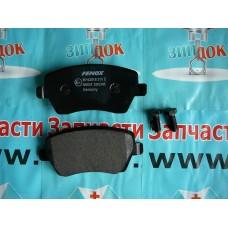 Колодки тормозные передние G15RA (BP43018) аналог 4106000Q0K. D1060AX61F. D1060BH40A. 410608481R