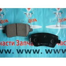 Колодки тормозные передние G15RA (D1261) аналог 4106000Q0K. D1060AX61F. D1060BH40A. 410608481R