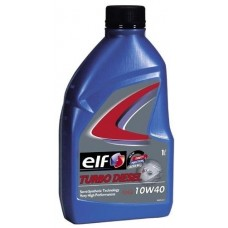 "Elf ""TURBO DIESEL 10W-40"" OIL1017"