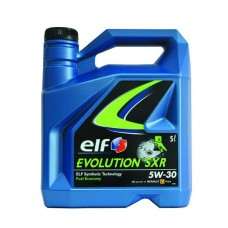"Elf ""Evolution SXR 5W-30"" OIL2199"