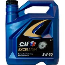"""Elf """"EXCELLIUM 5W-50"""" OIL4057"""