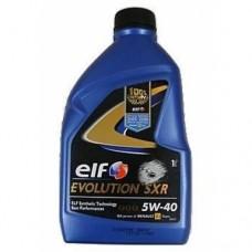 "Elf ""Evolution SXR 5W-40"" OIL4099"