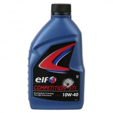 "Elf ""COMPETITION STI 10W-40"" OIL711"