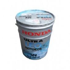 "Honda ""Ultra LEO-SN 0W-20"" 0821799977"