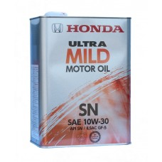"Honda ""ULTRA MILD SN 10W-30"" 0821999974"