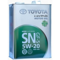 """Toyota """"SN 5W-20"""" 0888010605"""