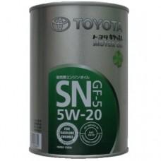 """Toyota """"SN 5W-20"""" 0888010606"""