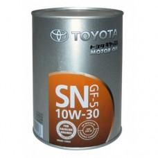 """Toyota """"SN 10W-30"""" 0888010806"""